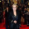 Meryl Streep na rozdaniu nagród BAFTA 2017 rok