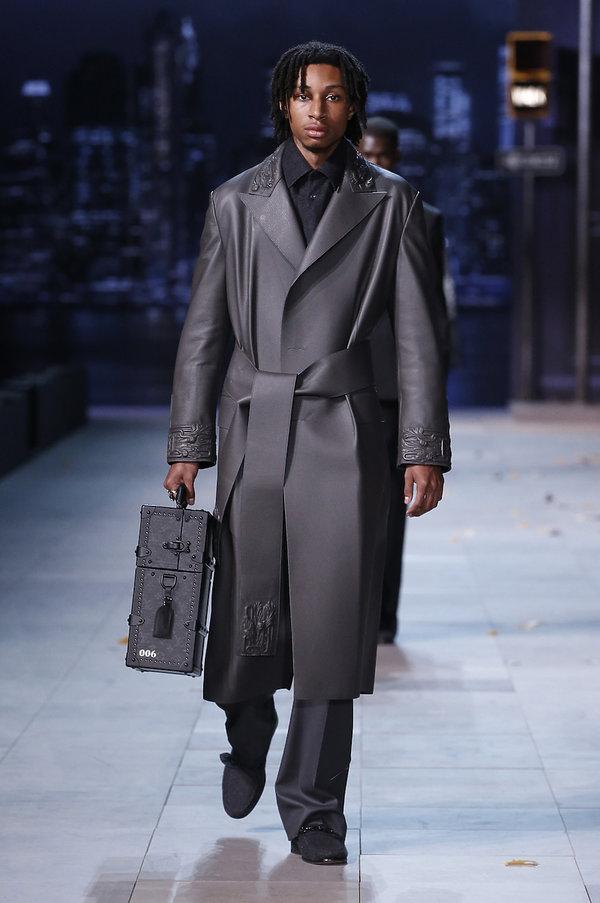 d92a20056c1d5 Pokaz męskiej kolekcji Louis Vuitton na jesień 2019! | Viva.pl