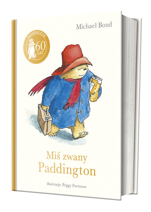 Michael Bond, Miś zwany Paddington, Znak