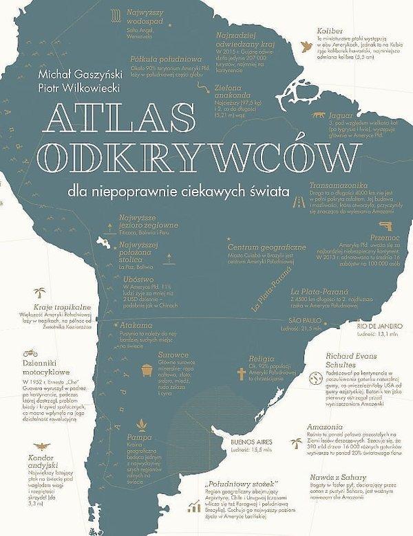 Michał Gaszyński, Piotr Wilkowiecki, Atlas odkrywców, Insignis