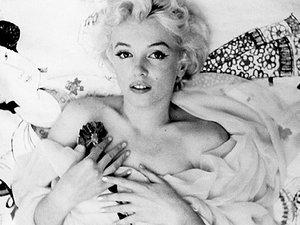 Monroe na wystawie w Aix-en-Provence we Francji