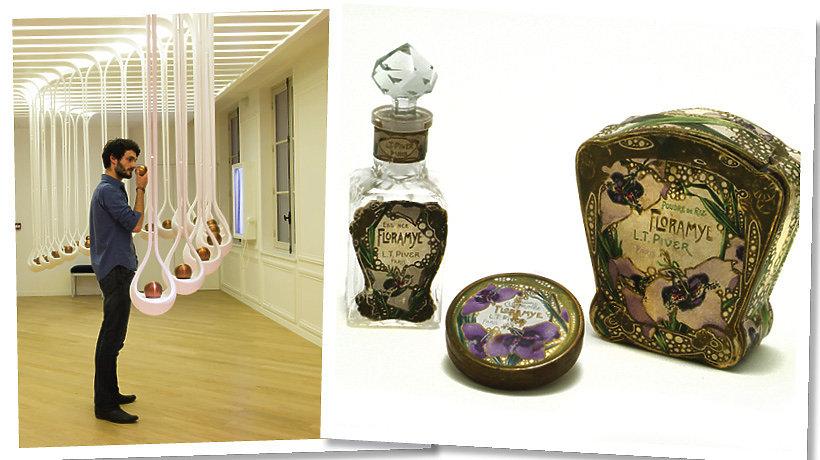 Muzeum perfum, Le Grand Musée du Parfum, 73 Rue du Faubourg Saint-Honoré, Paryż