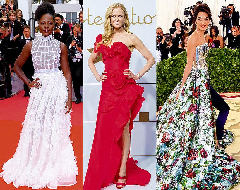 Najbardziej stylowe gwiazdy 2018 roku