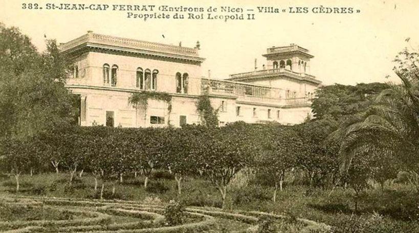 Najdroższa posiadłość w historii wystawiona na sprzedaż Villa Les Cèdres