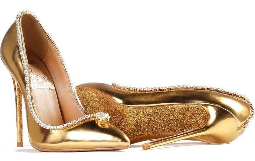 Najdroższe buty świata