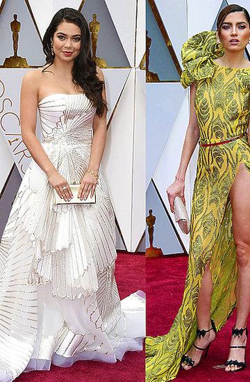 Najgorsze kreacje Oscary 2017- MAIN TOPIC