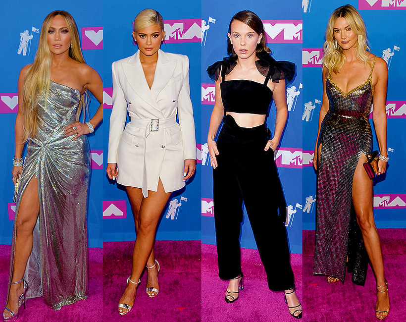Najlepsze kreacje na  MTV Video Music Awards 2018