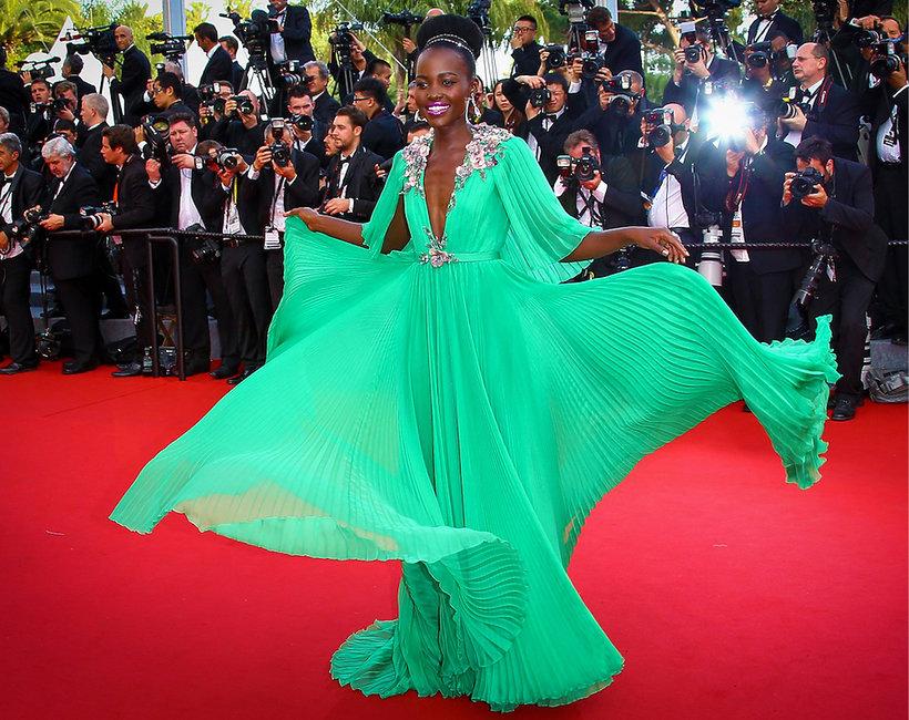 Najlepsze  kreacje w historii Festiwalu Filmowego w Cannes