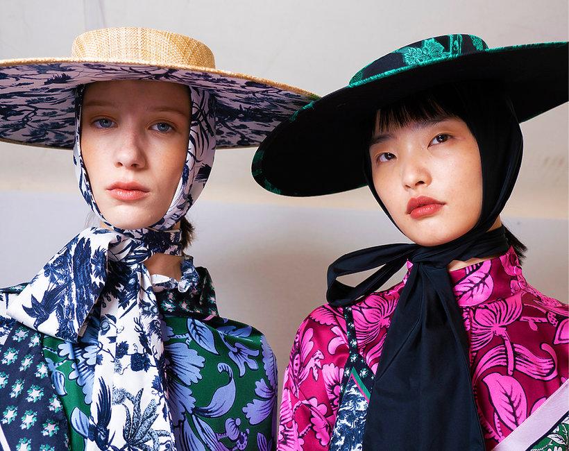 Najlepsze pokazy na wiosnę 2020 z London Fashion Week