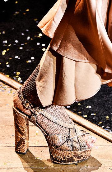 Najmodniejsze buty na jesień 2019 pokazy z Nowego Jorku