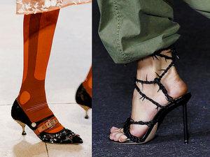 Najmodniejsze buty na wiosnę 2018
