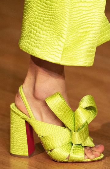 Najmodniejsze buty na wiosnę lato 2020