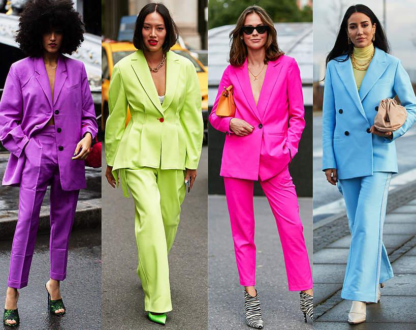 Najmodniejsze garnitury na wiosnę lato 2020
