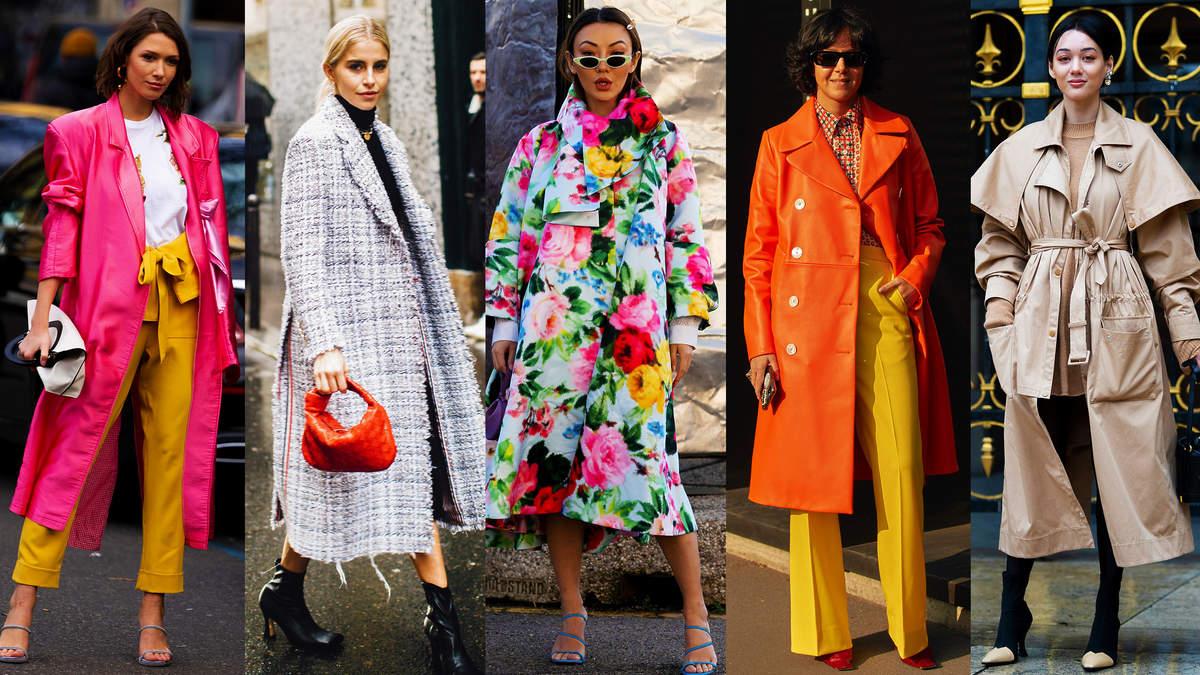 Najmodniejsze modele płaszczy na wiosnę lato 2020