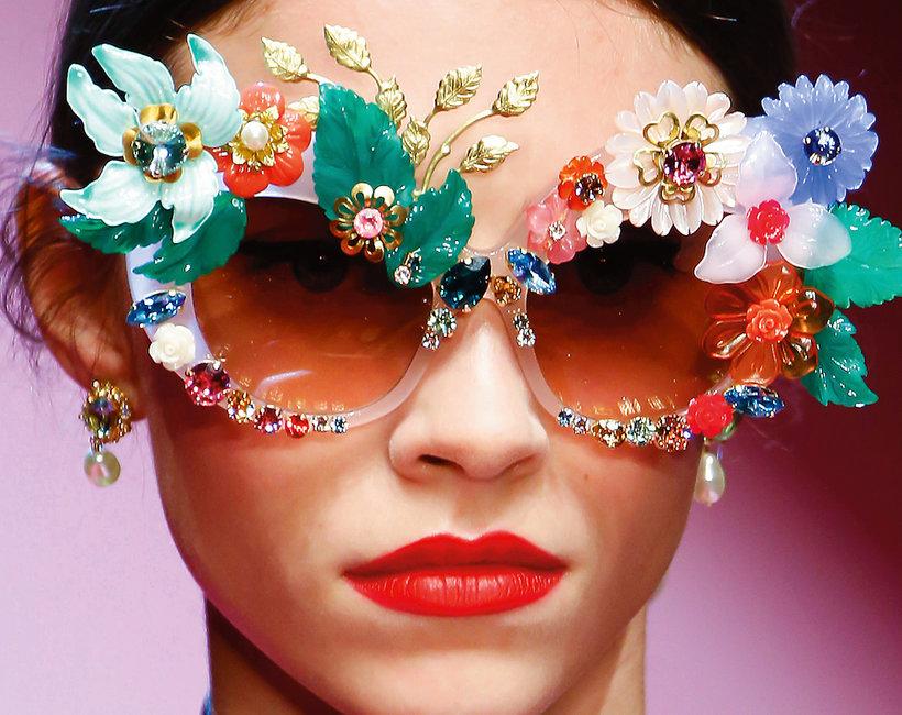 Najmodniejsze okulary na wiosnę 2018