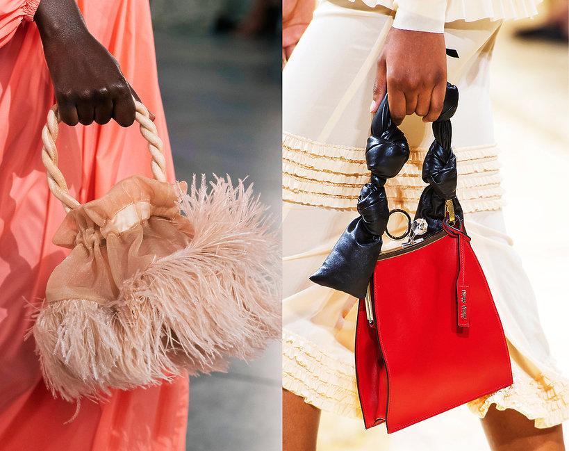 Najmodniejsze torby na wiosnę lato 2020 trendy