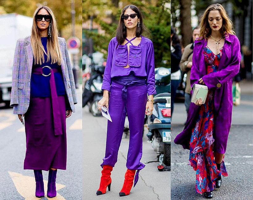 Najmodniejszy kolor  2018 roku Ultra Violet