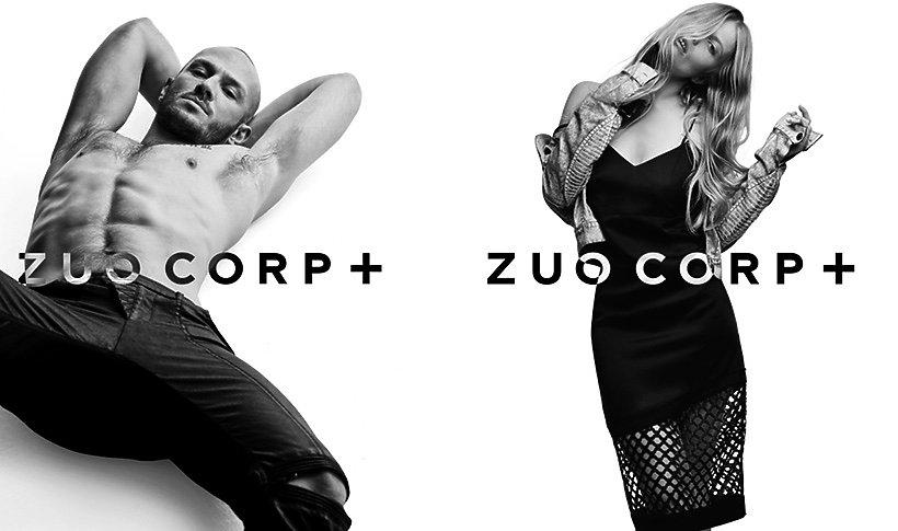 Najnowsza kampania reklamowa polskiej marki ZUO CORP+