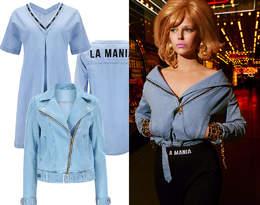 Retro jeans, czyli najnowsza kapsułowa kolekcja marki La Mania!