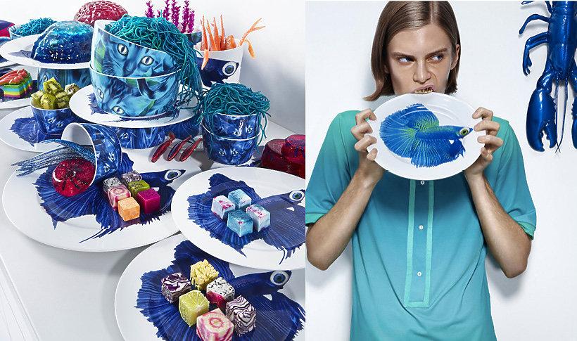 Najnowsza kolekcja Ikei zatytułowana Giltig zaprojektowana przez Katie Eary
