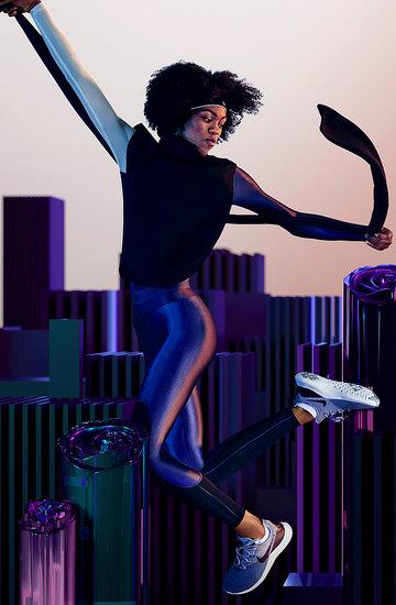 Najnowsza kolekcja Nike Metallic Sheen