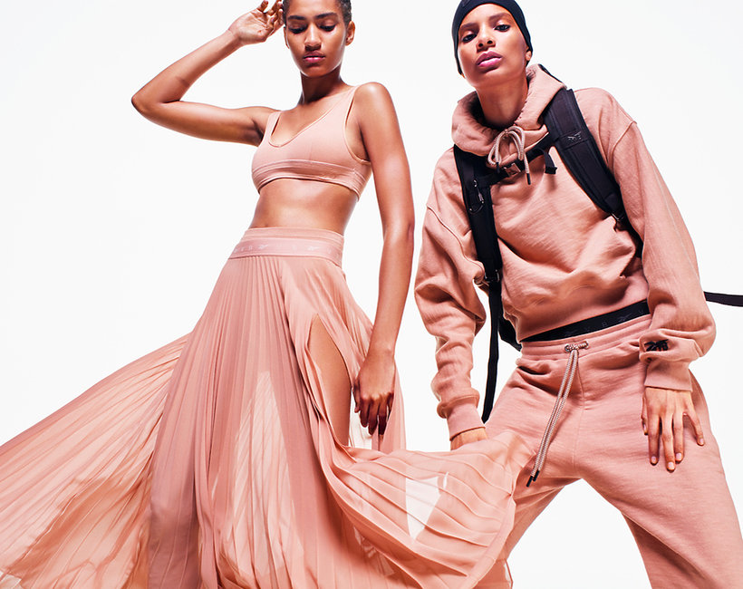 Najnowsza kolekcja Reebok i Victoria Beckham na jesień 2019