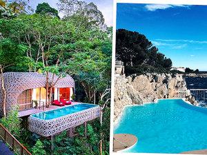 Najpiękniejsze baseny świata  na Instagramie