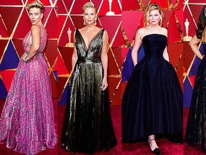 Najpiękniejsze kreacje Oscary 2017