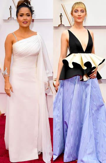 Najpiękniejsze kreacje Oscary 2020