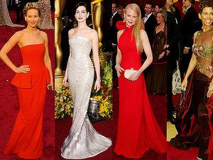 Najpiękniejsze kreacje w historii Oscarów