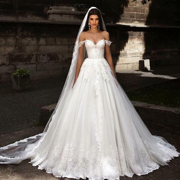 6456459565 Napiękniejsze i najmodniejsze ślubne welony