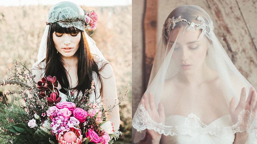 Najpiękniejsze ślubne welony