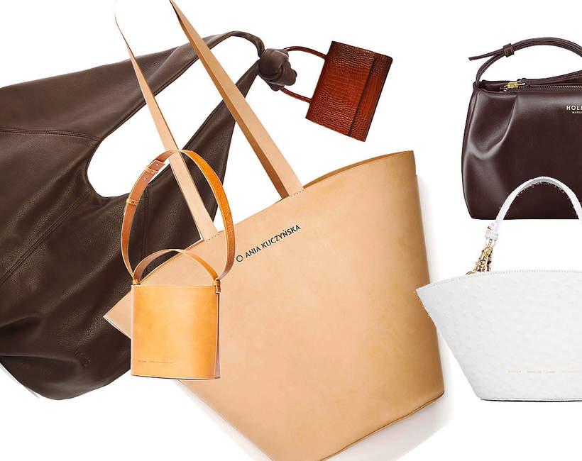 Najpiękniejsze torebki z kolekcji polskich marek projektantów na wiosnę 2020