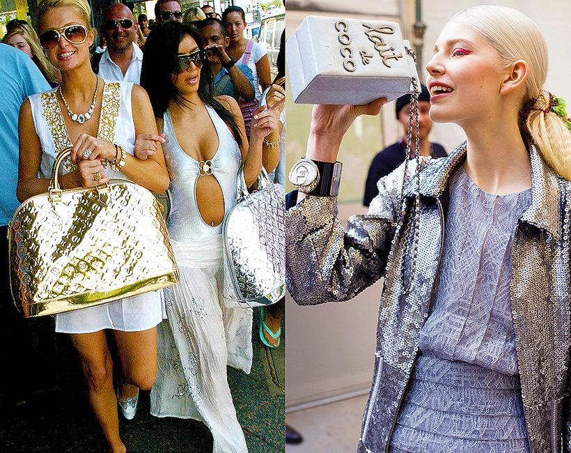 """Najsłynniejsze torebki świata na wystawie """"Bags: Inside Out"""" w londyńskim Victoria & Albert Museum"""