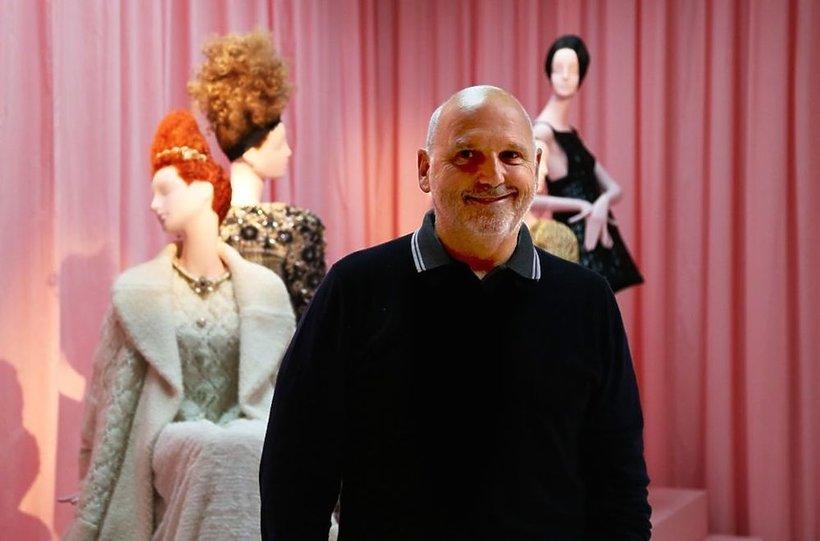 Najsłynniejszy fryzjer świata Sam McKnight, wystawy w londyńskim Somerset House