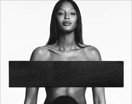 Naomi Campbell w kampanii Givenchy Jeans na wiosnę 2017