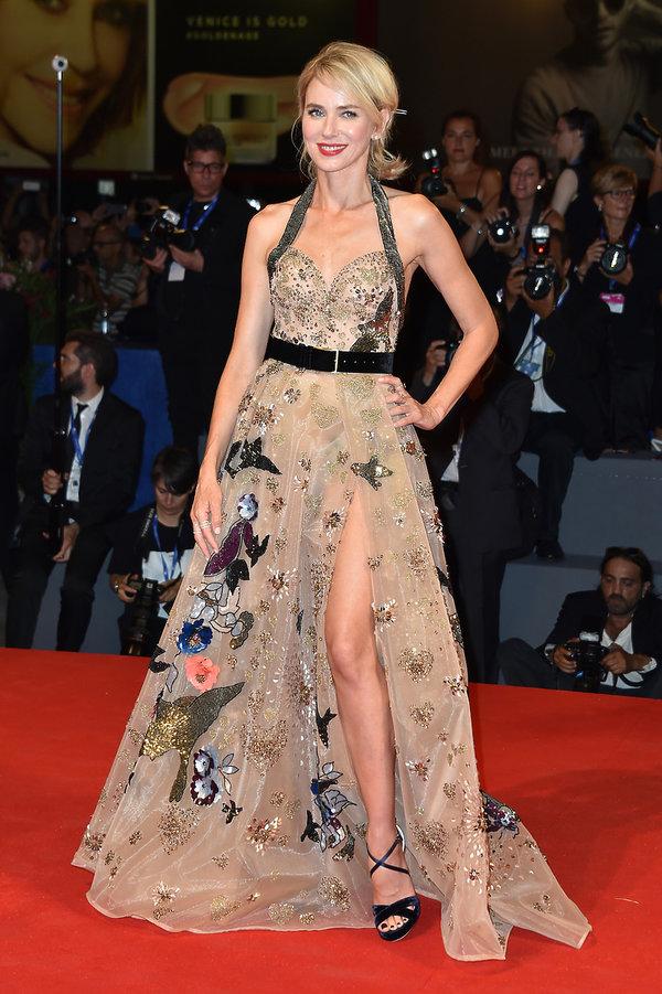 Naomi Watts Najpiękniejsze kreacje z poprzednich lat na Festiwal Filmowy w Wenecji