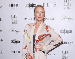 Natalia Klimas na imprezie Elle Style Awards