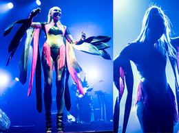 Natalia Nykiel na Kraków Live Festiwal