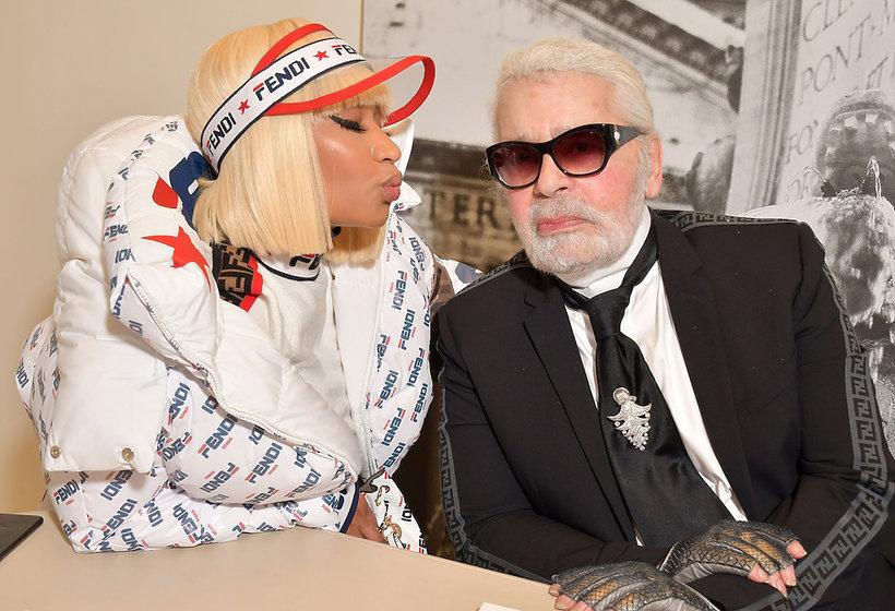 Nicki Minaj stworzyła kolekcję z  Fendi
