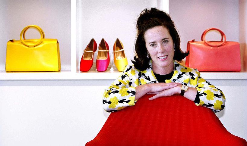 Nie żyje Kate Spade, projektantka torebek. Popełniła samobójstwo