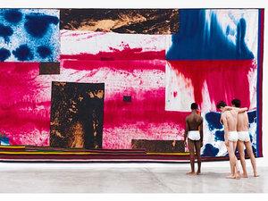 Nowa kampania bielizny i dżinsów Calvina Kleina