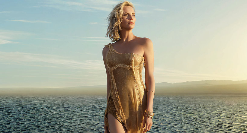 Nowa kampania perfum Diora J'adore z Charlize Theron