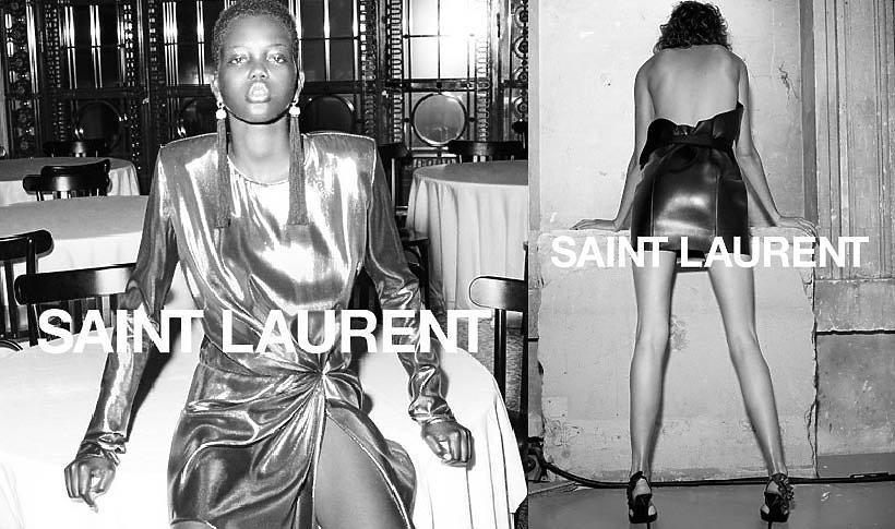 Nowa kampania Saint Laurent na wiosnę 2017