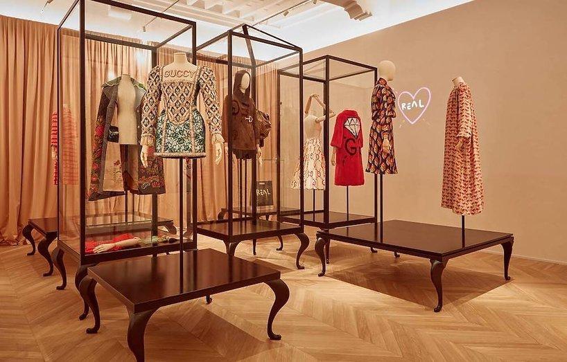 Nowa wystawa w siedzibie domu mody Gucci we Florencji