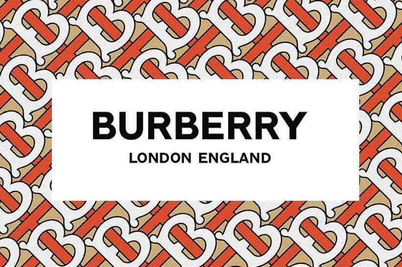 Nowe logo domu mody Burberry