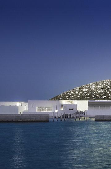Nowe muzeum Luwr w Abu Zabi