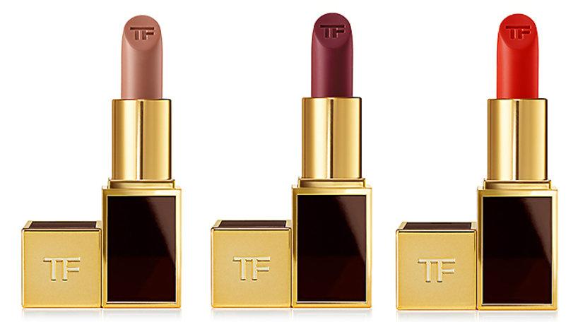 Nowe szminki z kolekcji Toma Forda Lips & Boys