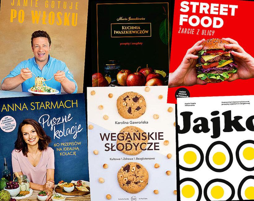 nowości książki kulinarne premiera październik jesień 2018