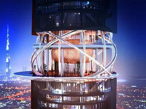 Nowy luksusowy hotel w Dubaju The Rosemont Hotel & Residence Dubai